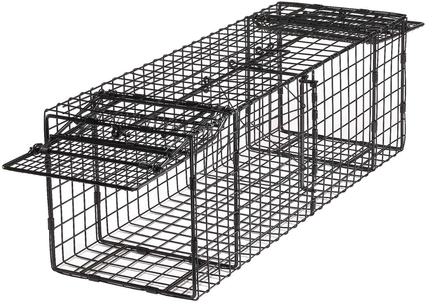 Comstock Double Door Raccoon Trap Beaver Financial sales Max 65% OFF sale