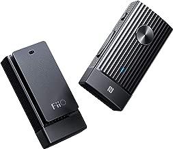 FiiO BTR1K HiFi Bluetooth 5.0 Headphone Amp/USB DAC/NFC Pairing/Bluetooth Receiver SBC/aptX/aptXLL/AAC Audio Transmission(Type C Port) …