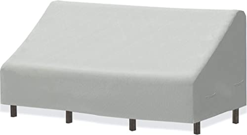 popular SimpleHouseware 3-Seater outlet online sale Deep Lounge Patio Sofa Cover, 79 x 38 x 2021 29 Inches sale