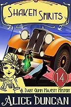 Shaken Spirits (A Daisy Gumm Majesty Mystery, Book 14): Historical Cozy Mystery