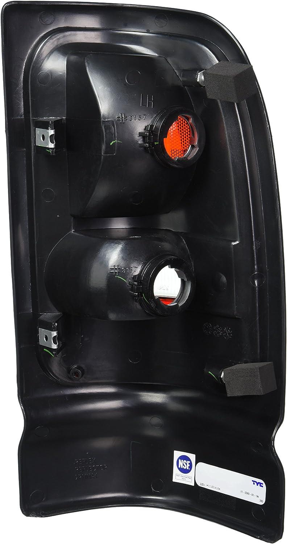 Tail Light Assy  TYC  11-3240-01