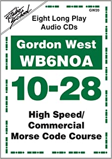 High Speed / Commercial Code Course for 10-28 WPM