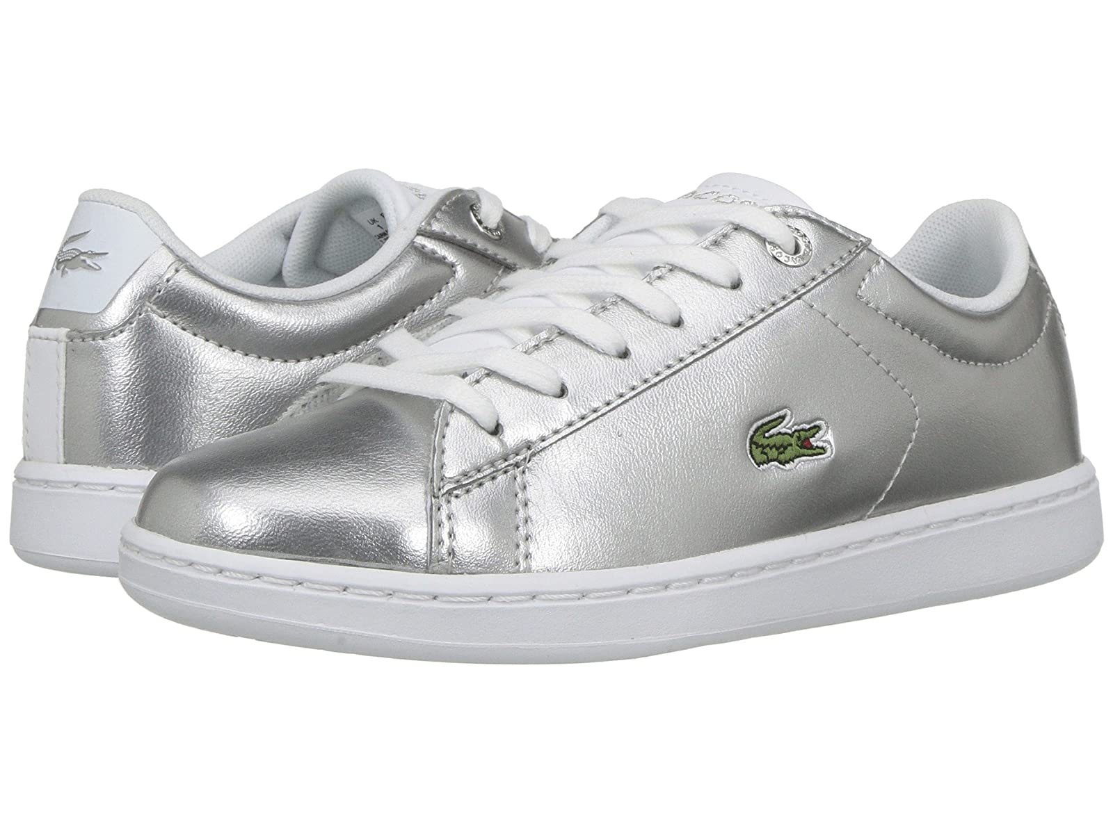 Lacoste Kids Carnaby Evo 318 (Little Kid)Atmospheric grades have affordable shoes