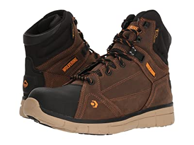 Wolverine Rigger Mid CM (Summer Brown) Men