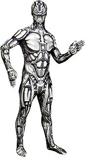 Disfraz de El Androide Monster Collection Morphsuit