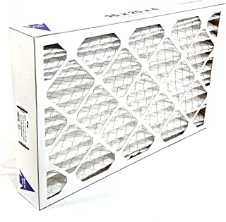 """Field Controls 46636600 16x25x4 MERV 13 4"""" Inch 3.75 Replacement Media Air Filter TrioRM13-1625 For Healthy Home System Trio Air Purifiers Cleaning House Filtration"""