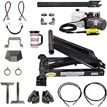 3 Ton (6,000 lb) Dump Trailer Hydraulic Scissor Hoist Kit | PH310 | Perfect for Dump Trucks & Trailers (Standard)