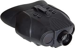 Nightfox 120R Widescreen Rechargeable Recording Digital Infrared Night Vision Binoculars - 3x20