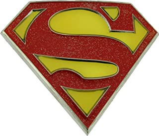 Superman American Usa Superhero Dc Comics Logo Men Women New Western Belt Buckle