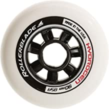 90mm inline wheels