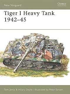 Tiger 1 Heavy Tank 1942–45 (New Vanguard)