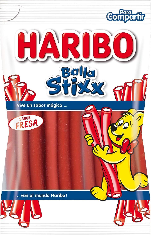 HARIBO Balla Stixx Fresa, 1 x 175 g