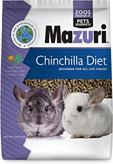 Mazuri Chinchilla Diet, 2.5 lb Bag