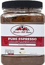 Pure Espresso Powder, (8 oz.) Hoosier Hill Farm