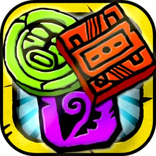 Aztec Temple Quest - Match 3 Puzzle Adventure!