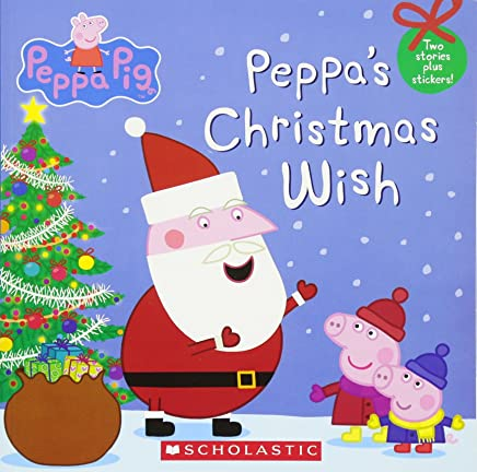 Peppas Christmas Wish