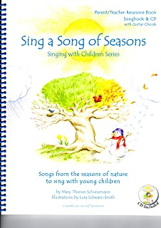 Sing a Song of Seasons (book with CD)