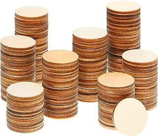 Best wood circle ornaments Reviews