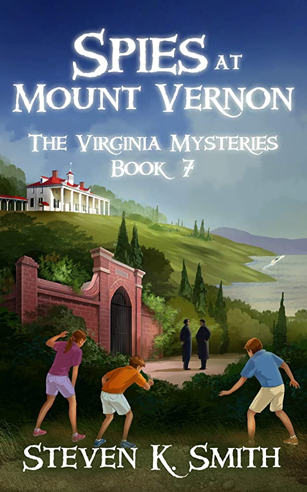 Spies at Mount Vernon (The Virginia Mysteries Book 7) (English Edition)