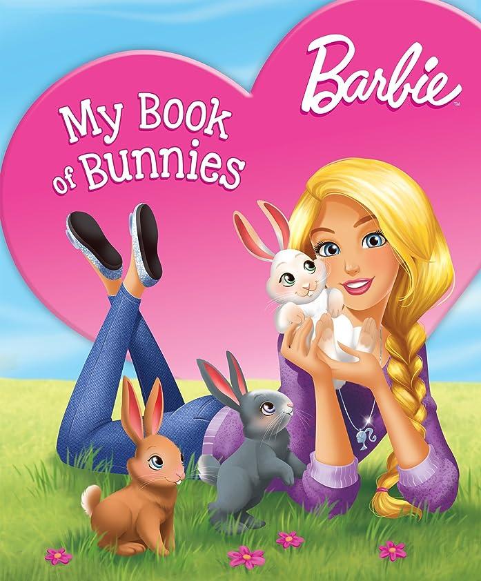 スポークスマン審判熱心なBarbie My Book of Bunnies (Barbie) (Little Golden Book) (English Edition)