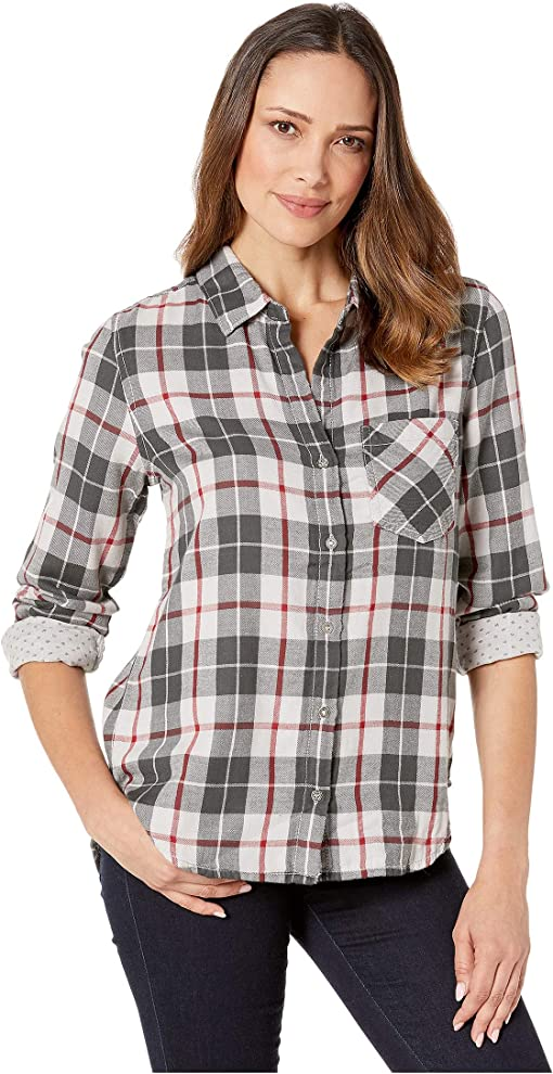 Whiskey Plaid/Vintage Charcoal