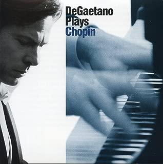 DeGaetano Plays Chopin