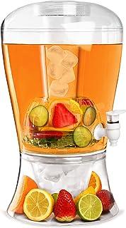Bar@Drinkstuff - El despachador de hielo bebidas cerveza 10   dispensador de la bebida, dispensador de jugo, bebidas torre, punch dispensador, dispensador de limonada, infusión de frutas