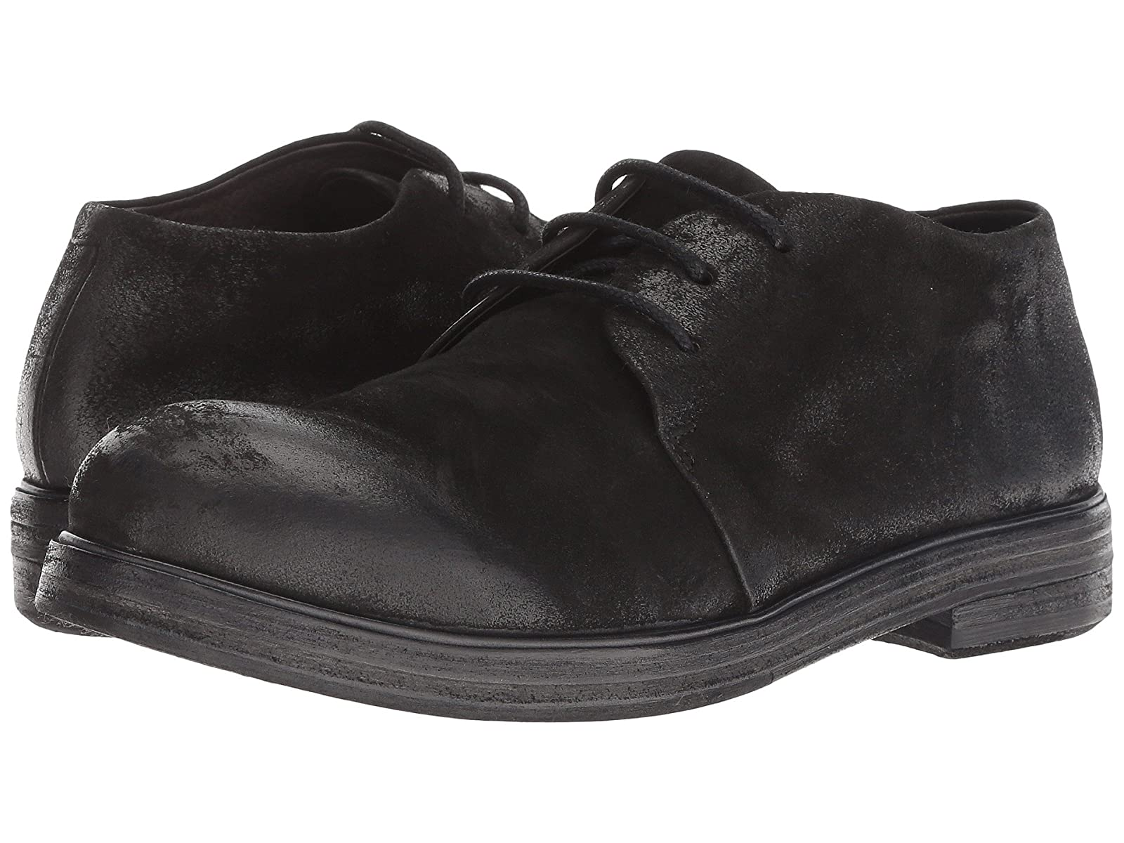 Marsell Zucca Zeppa Round Toe OxfordAtmospheric grades have affordable shoes