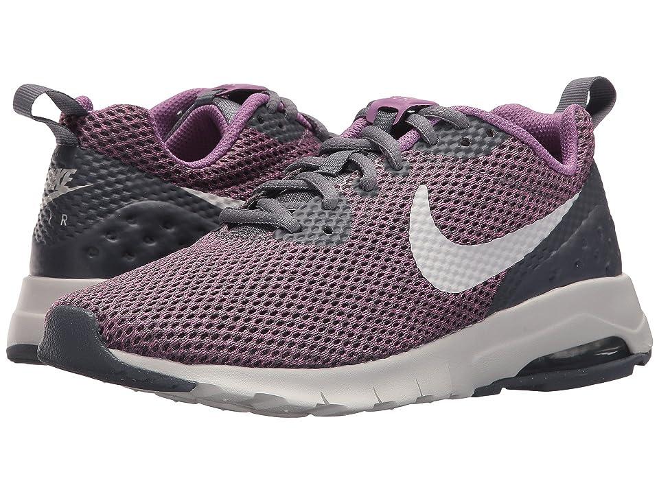 Nike Air Max Motion Lightweight LW (Light Carbon/Vast Grey/Dark Orchid) Women