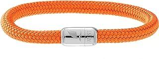 Wind Passion Bracelet Corde Nautique Tressé Aimanté Magnétique pour Homme et Femme