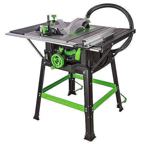 Evolution Power Tools FURY5 - S Multi-Purpose Table Saw, 1500 W, 230 V, 255 mm