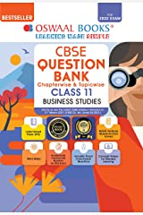 Oswaal CBSE Question Bank Class 11 Business Studies Book Chapterwise & Topicwise Includes Objective Types & MCQ's (For 2022 Exam) Kindle Edition