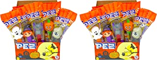 Pez Halloween Trick or Treat Individually Wrapped PEZ Candy and Dispensers with Tru Inertia Kazoo (24 Pack)