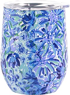 Best lilly pulitzer insulated stemless tumbler Reviews