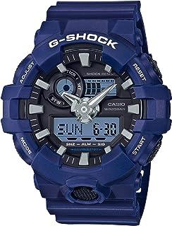 [カシオ] 腕時計 ジーショック G-SHOCK GA-700-2AJF ブルー