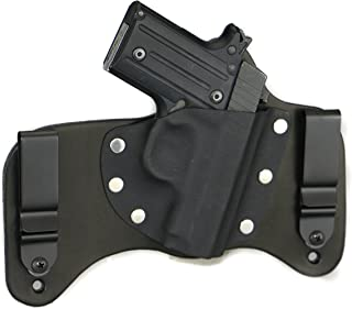 FoxX Holsters Sig Sauer P238 In The Waistband Hybrid Holster Tuckable, Concealed Carry Gun Holster