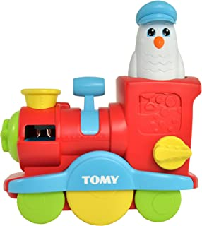 TOMY Toomies Bubble Blast Train - Bubble Bath Toy - Suitable From 18 Months E72549C