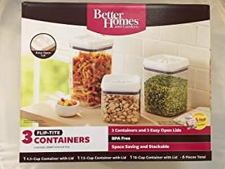 better homes and gardens flip tite set
