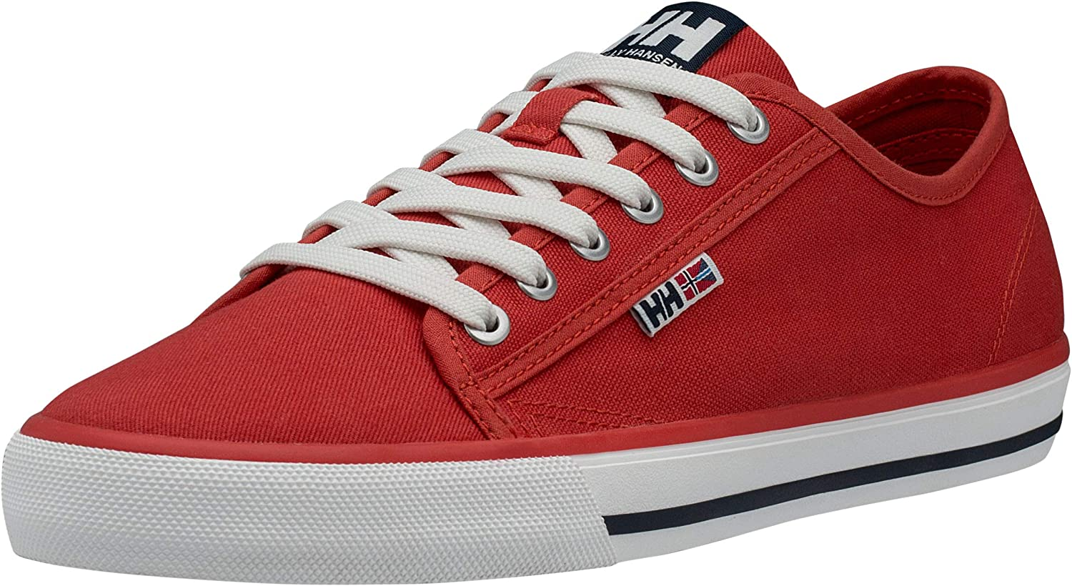 Helly-Hansen Price reduction Mens Fjord Low-Cut Deck All items free shipping V2 Canvas Shoe