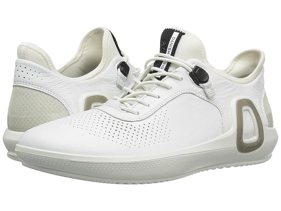 ECCO Sport Intrinsic 3 Leather (White) Men