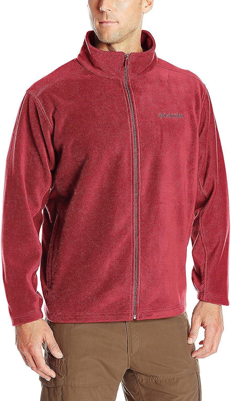 Columbia Sportswear Men's Big Dotswarm II Zip-Up Fleece Jacket