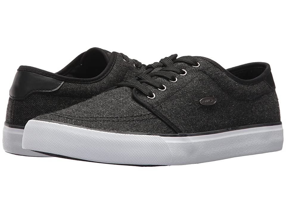 Lugz Rivington (Black/White 2) Men