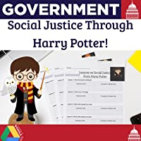 Social Justice through Harry Potter!
