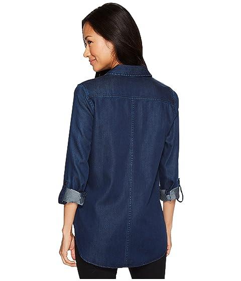 Denim NYDJ Denim Shirt Pockets Pockets w NYDJ Denim Pockets NYDJ Shirt w w NYDJ Shirt t0ZvR