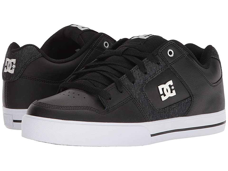 DC Pure SE (Black/Grey) Men
