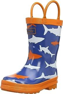 Hatley Big Boys' Rainboots -Sharks