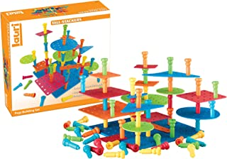Lauri Tall-Stackers Pegs Building Set