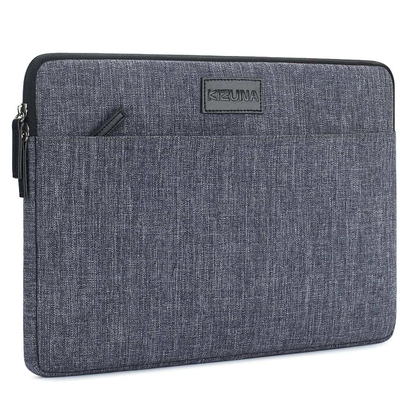 KIZUNA Laptop Sleeve 12.5 Inch Water-Resistant Shockproof Notebook Case Carrying Bag Compatible with 13