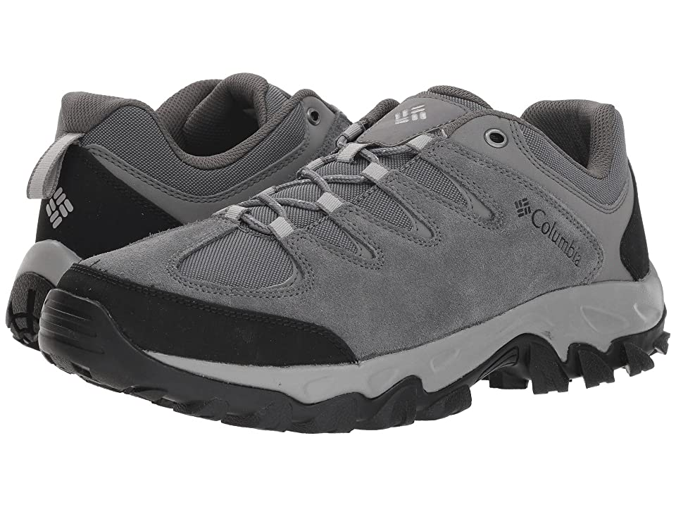 Columbia Buxton Peaktm (City Grey/Steam) Men
