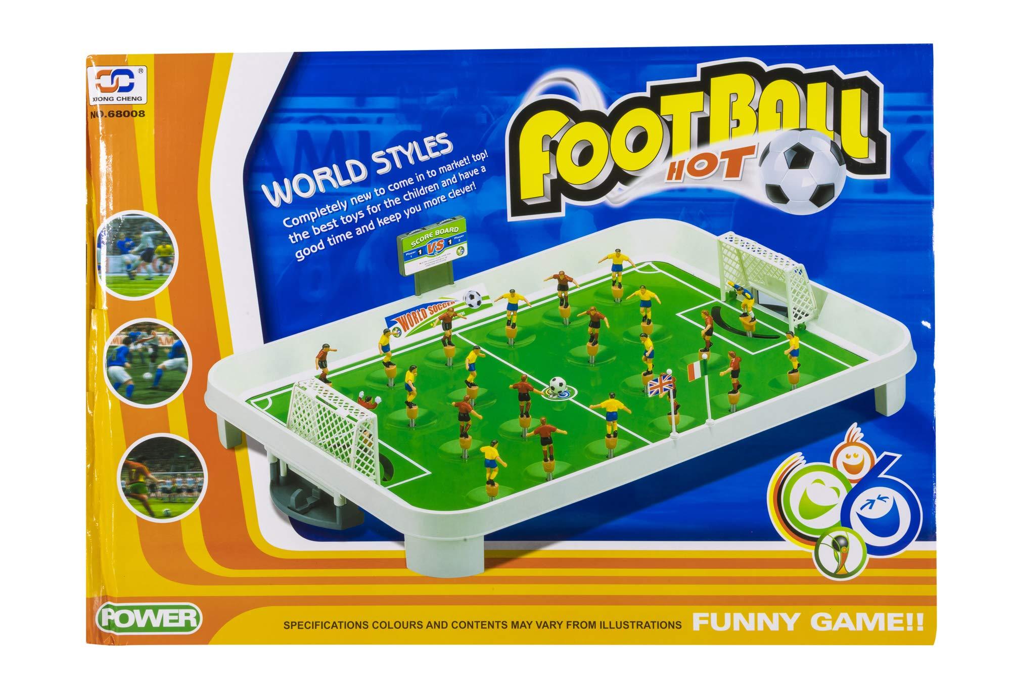 Toys Outlet Futbolin Muelles 53x27x13cm: Amazon.es: Juguetes y juegos
